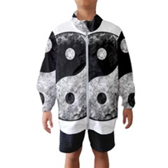Grunge Yin Yang Wind Breaker (kids)