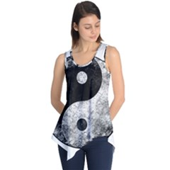 Grunge Yin Yang Sleeveless Tunic