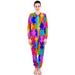Colorful 10 Onepiece Jumpsuit (ladies)