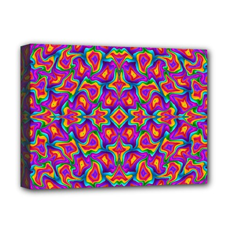 Colorful 11 Deluxe Canvas 16  X 12