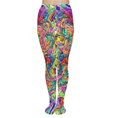Colorful 12 Women s Tights