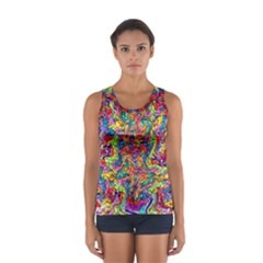 Colorful 12 Sport Tank Top