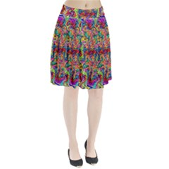 Colorful 12 Pleated Skirt