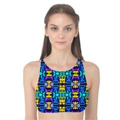 Colorful 14 Tank Bikini Top
