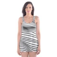 Soundlines Skater Dress Swimsuit