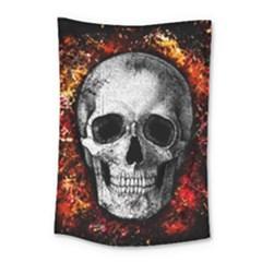 Skull Small Tapestry