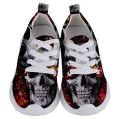 Skull Kids  Lightweight Sports Shoes