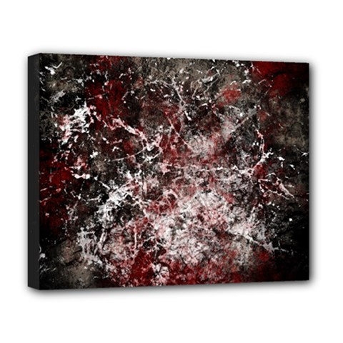Grunge Pattern Deluxe Canvas 20  X 16