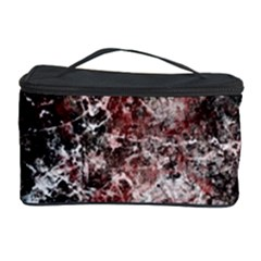Grunge Pattern Cosmetic Storage Case