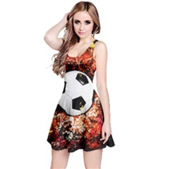 Football  Reversible Sleeveless Dress