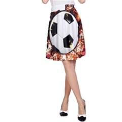 Football  A Line Skirt