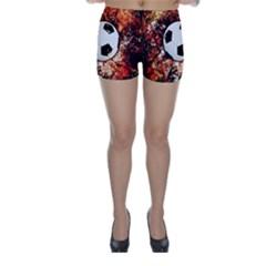 Football  Skinny Shorts