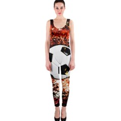 Football  One Piece Catsuit