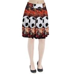Football  Pleated Skirt