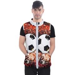Football  Men s Puffer Vest