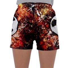 Football  Sleepwear Shorts