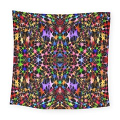 Colorful 16 Square Tapestry (large)