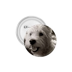 Westie.puppy Small Button (Round)