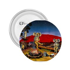 Uluru  Regular Button (round)