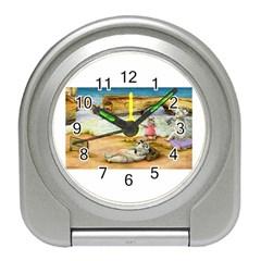 London Bridge  Desk Alarm Clock