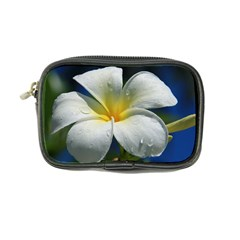 Frangipani Tropical Flower Ultra Compact Camera Case