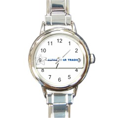 Alpha Star Classic Elegant Ladies Watch (Round)