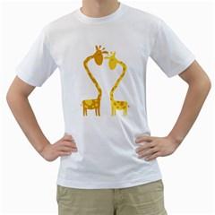 Dream Come True   Money White Mens  T Shirt
