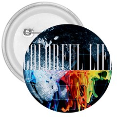 Tees Colorful Life 02 Large Button (Round)