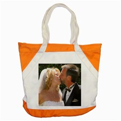 Handbag Wedding Kiss   Copy Snap Tote Bag