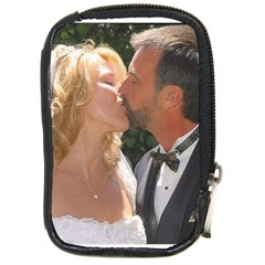 Handbag Wedding Kiss   Copy Digital Camera Case