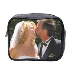 Handbag Wedding Kiss   Copy Twin-sided Cosmetic Case