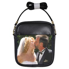 Handbag Wedding Kiss   Copy Kids  Sling Bag