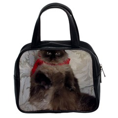 Copy Of Poopie 02 Twin-sided Satched Handbag