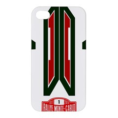 Stratos Apple iPhone 4/4S Premium Hardshell Case