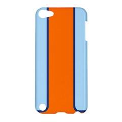 Gulf No Logo Apple iPod Touch 5 Hardshell Case