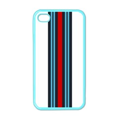 Martini White No Logo Apple iPhone 4 Case (Color)