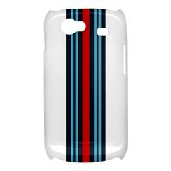 Martini White No Logo Samsung Galaxy Nexus S i9020 Hardshell Case