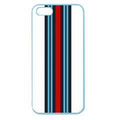 Martini White No Logo Apple Seamless Iphone 5 Case (color)