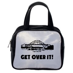 Get Over It Single-sided Satchel Handbag