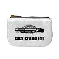 Get Over It Coin Change Purse