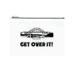 Get Over It Large Makeup Purse