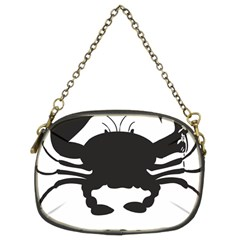 Cape Cod Crab Twin-sided Evening Purse