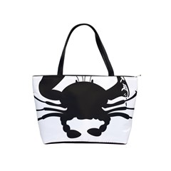 Cape Cod Crab Large Shoulder Bag