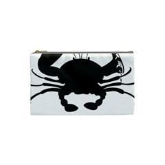 Cape Cod Crab Small Makeup Purse