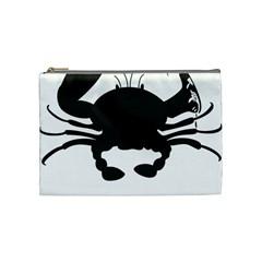 Cape Cod Crab Medium Makeup Purse