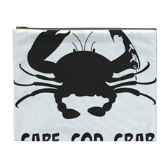 Cape Cod Crab Extra Large Makeup Purse