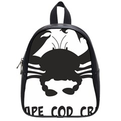 Cape Cod Crab Small School Backpack