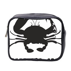 Cape Cod Crab Twin-sided Cosmetic Case