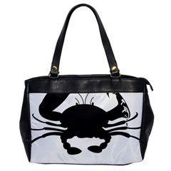 Cape Cod Crab Single Sided Oversized Handbag