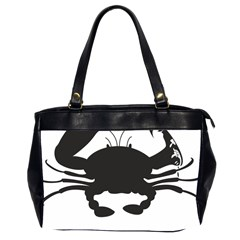Cape Cod Crab Twin-sided Oversized Handbag